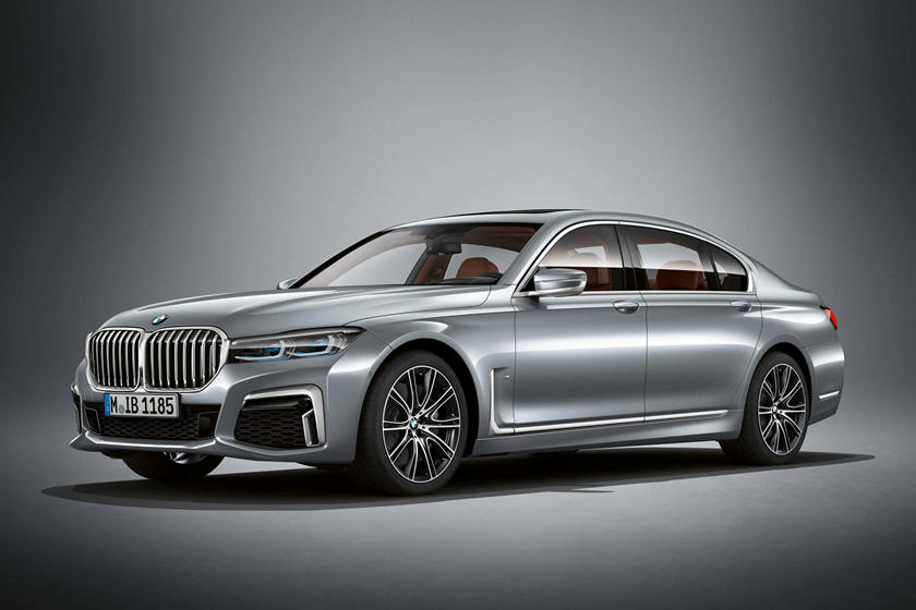 Individual Colors For Bmw 7 Series Are A Bit Of A Letdown Carbuzz