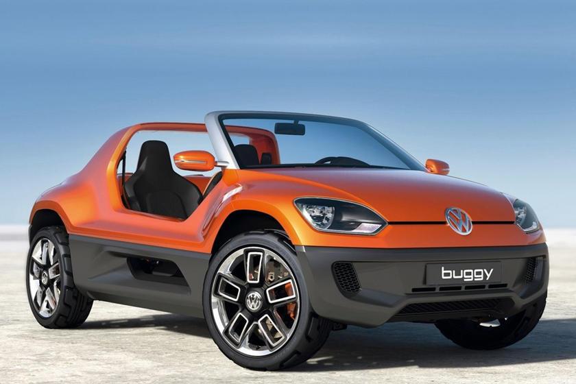 Volkswagen Teases New Dune Buggy Concept | CarBuzz