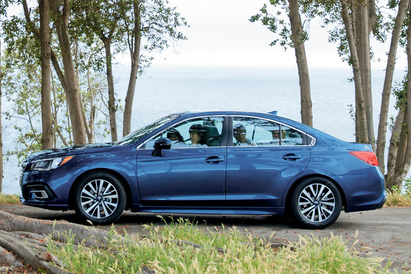 TEASED: All-New 2020 Subaru Legacy Is Coming | CarBuzz