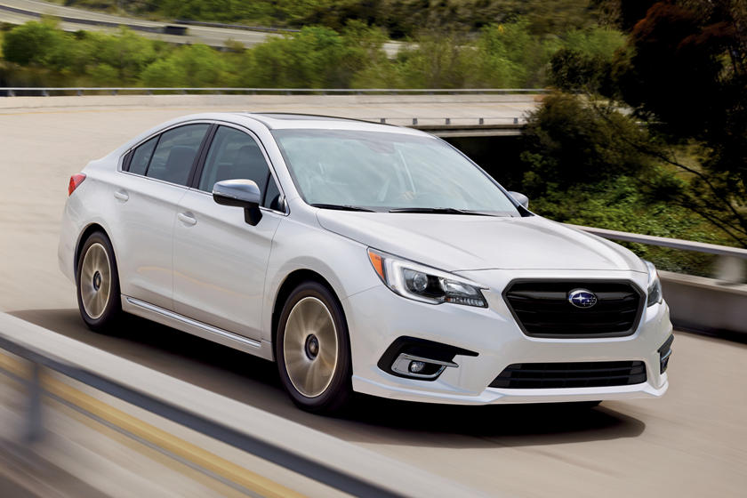 Teased All New 2020 Subaru Legacy Is Coming Carbuzz