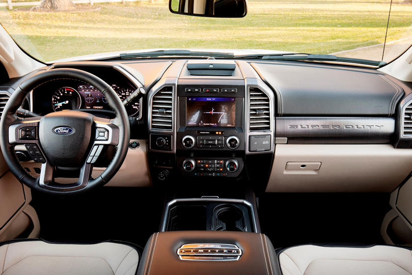 2020 Ford Super Duty Arrives With More Power And Fresh ...