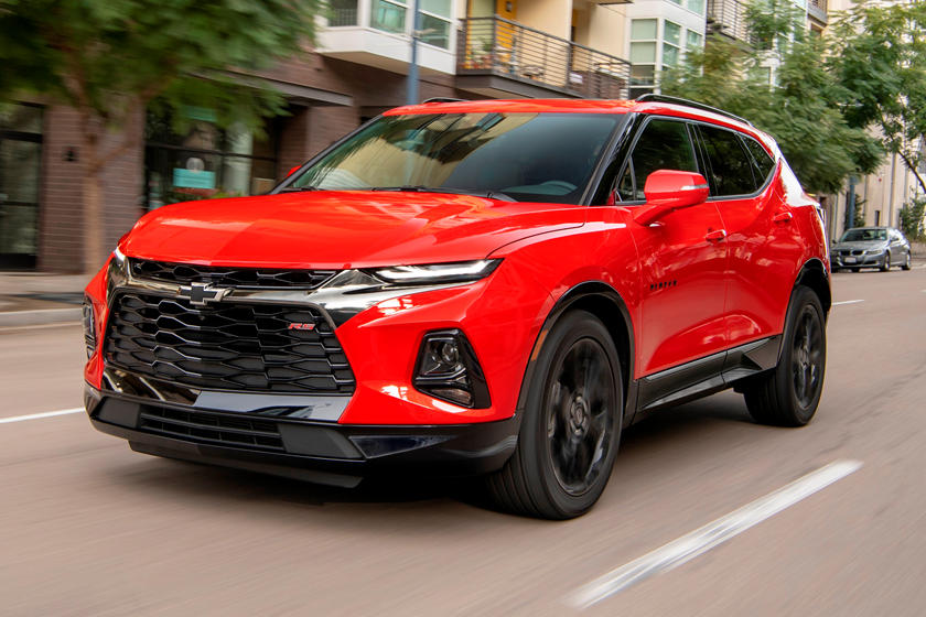 New Chevy Blazer >> Why The New Chevrolet Blazer Is Not A Real Suv Carbuzz