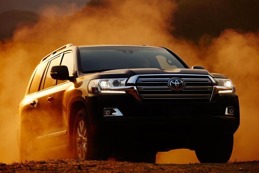 No Plans To Redesign Toyota Land Cruiser And Lexus LX | CarBuzz