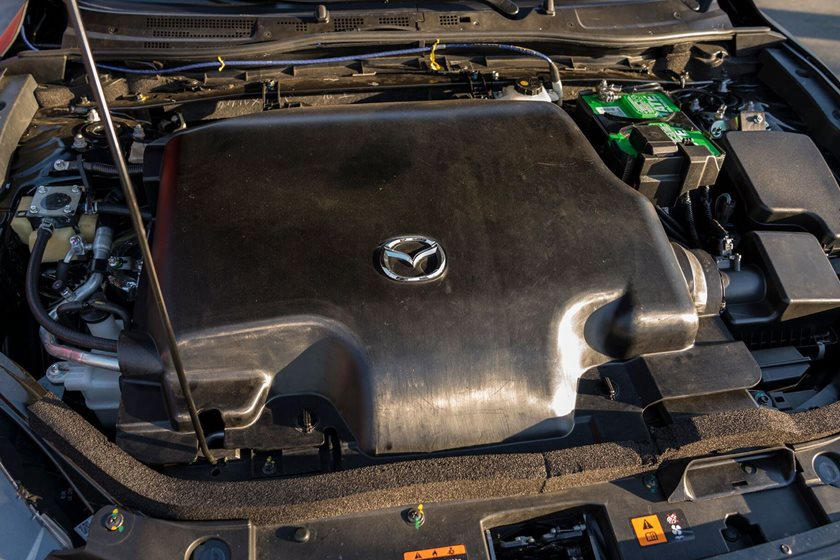 LEAKED: Mazda's SkyActiv-X Engine Power Specs | CarBuzz