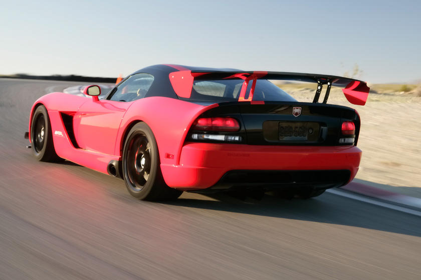 Coolest, Fastest, And Most Unique Dodge Vipers | CarBuzz