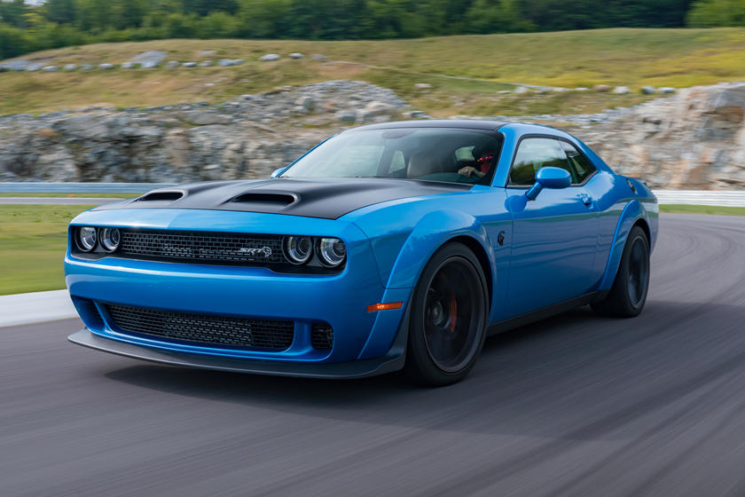 77 Million Is The Price To Pay For Dodge Challenger Hellcat