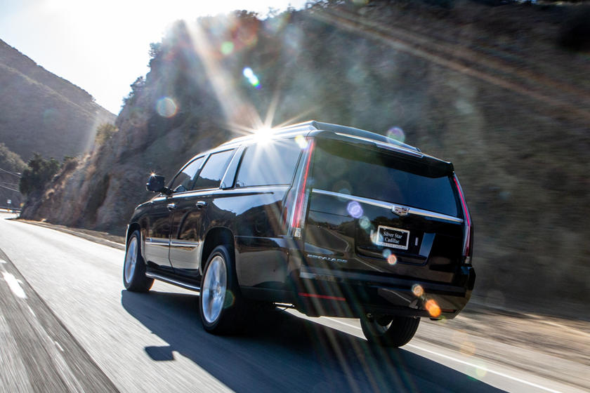Armored Cadillac Escalade Will Keep You Alive For $350,000
