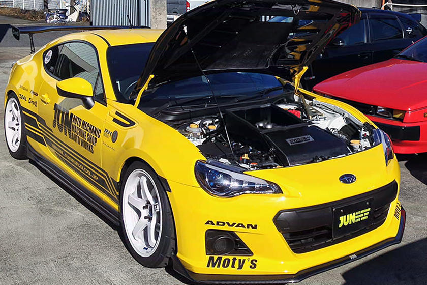 Cars With The Craziest Engine Swaps | CarBuzz