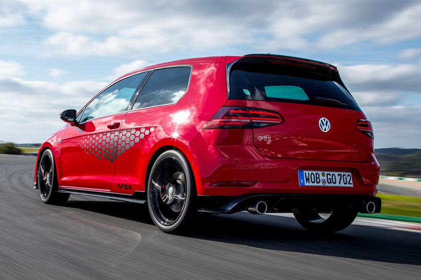 2020 Volkswagen GTI Cup Will Be Faster Than Today's Golf R | CarBuzz