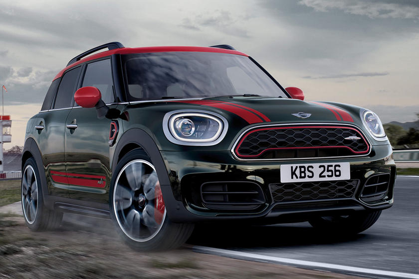 2020 Mini Jcw Clubman And Countryman Coming With Much More Power