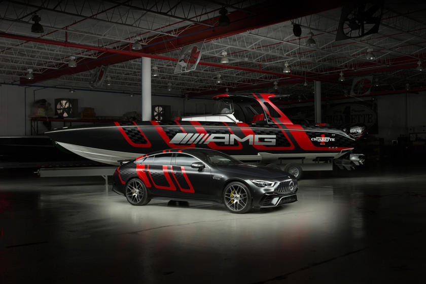 Meet The 1,600-HP Mercedes-AMG That Handles Like A Boat