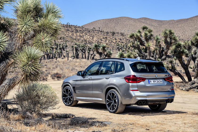 2020 Bmw X3 M And X4 M Pricing Announced Carbuzz