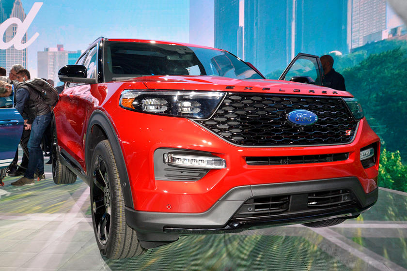 2020 Ford Explorer Can Get More Expensive Than Lincoln