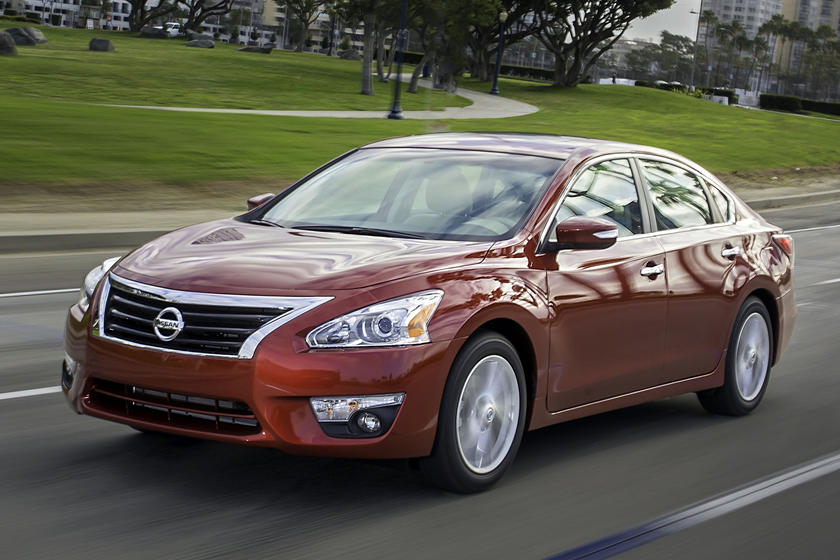 Nissan Altima Recalled Yet Again | CarBuzz