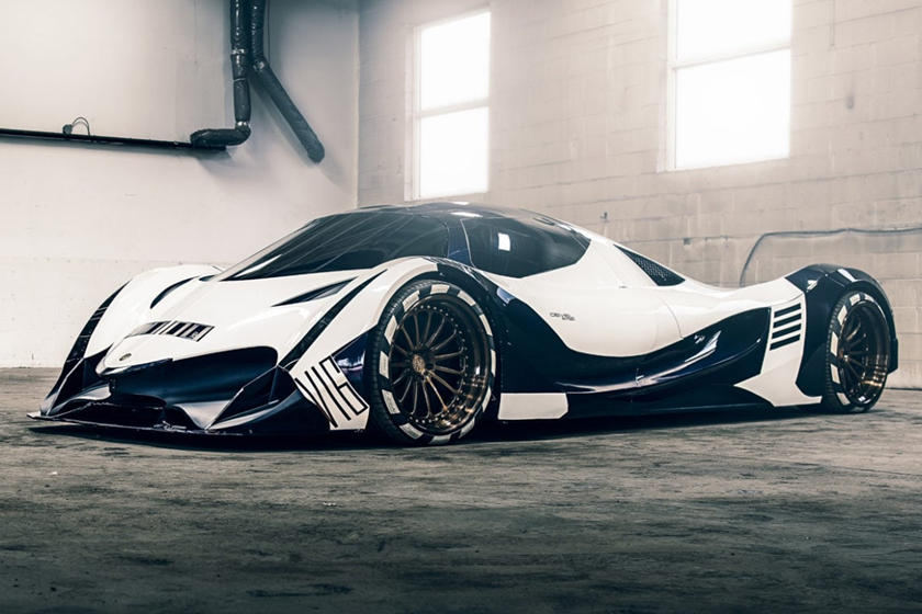 5,000-HP Devel Sixteen Has A Two-Year Wait List | CarBuzz