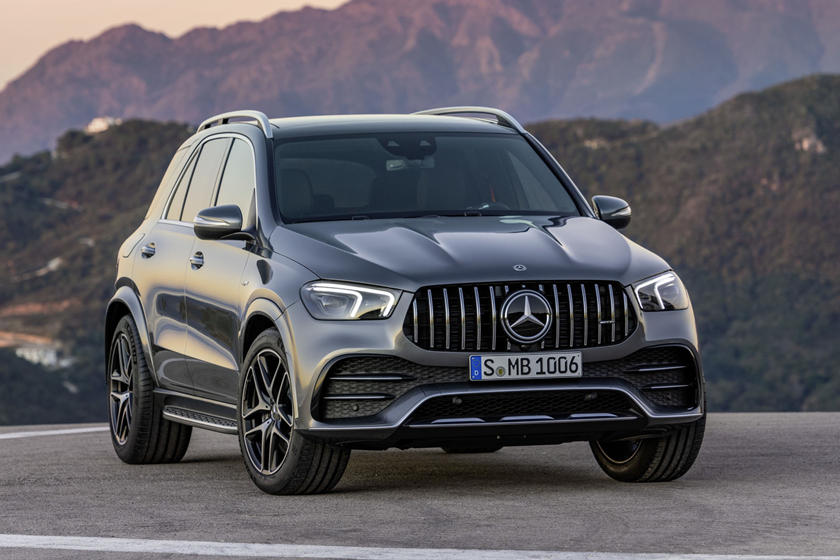 2021 Mercedes Amg Gle 53 Suv Review Trims Specs Price New Interior Features Exterior Design And Specifications Carbuzz