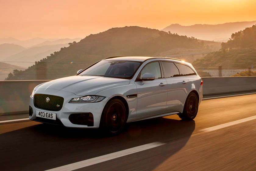 Big Updates To Jaguar XF And F-Pace Are Coming | CarBuzz