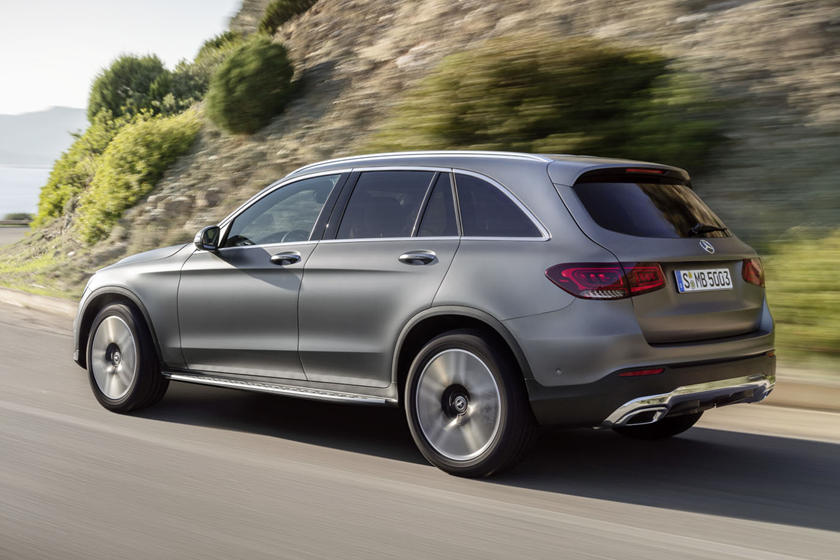 2020 Mercedes-Benz GLC: Update, Changes, More Power, Release >> 2020 Mercedes Glc Updated Inside Out And Under The Hood Carbuzz