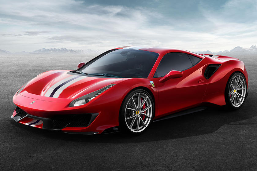 ferrari f8 tributo revealed as 488 gtb replacement  carbuzz