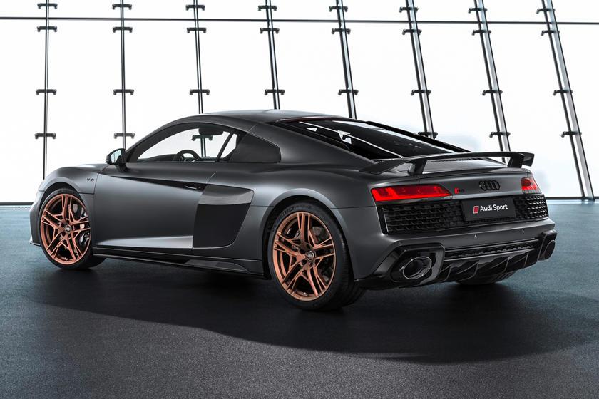 2020 Audi R8 V10 Decennium Celebrates A Decade Of V10 Power Carbuzz