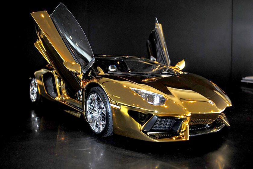 Craziest Cars In Dubai