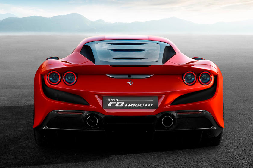 5 New Ferraris Are Coming This Year