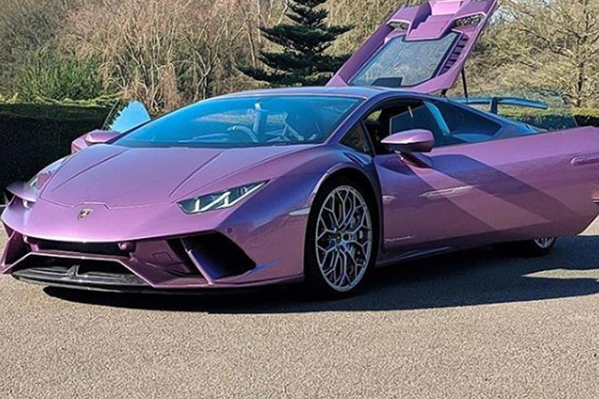 Bitcoin Millionaire Abandoned His Lamborghini Huracan In A Ditch