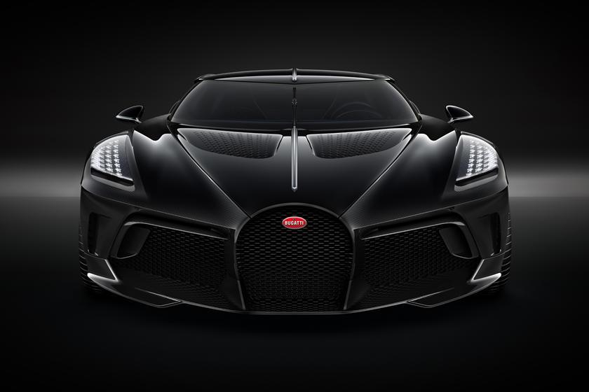 One-Off Bugatti