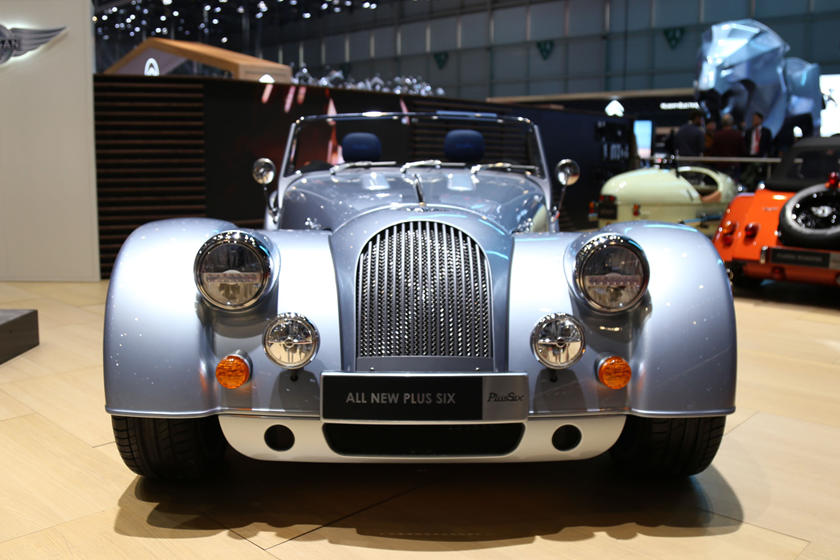 The New Morgan Plus Six Is Deceptively Modern | CarBuzz
