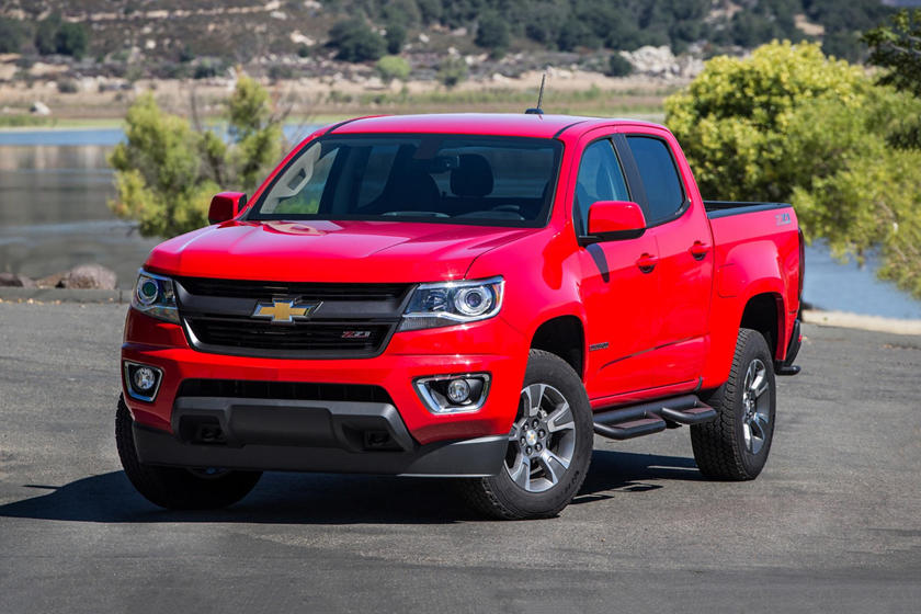 We Have Bad News About The Chevy Colorado And Gmc Canyon Carbuzz