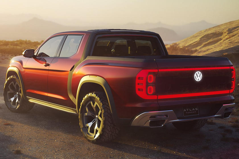 Build A Truck >> Volkswagen Still Wants To Build A Pickup Truck For America