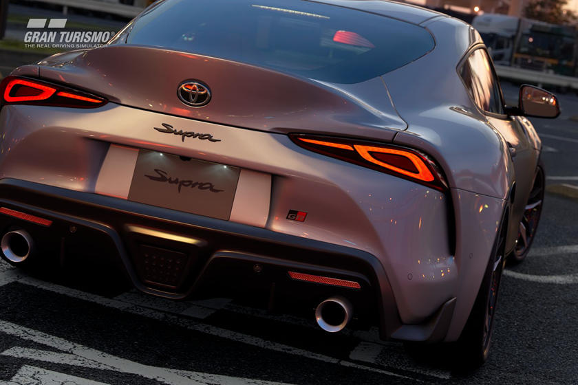 You Can Now Drive The 2020 Toyota Supra In Gran Turismo Sport Carbuzz