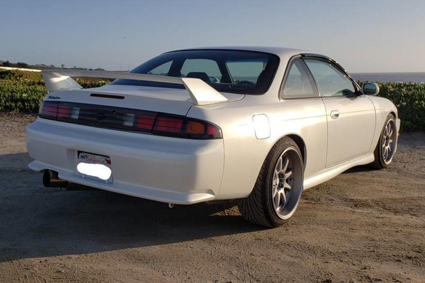 Weekly Craigslist Hidden Treasure: 1997 Nissan 240SX | CarBuzz
