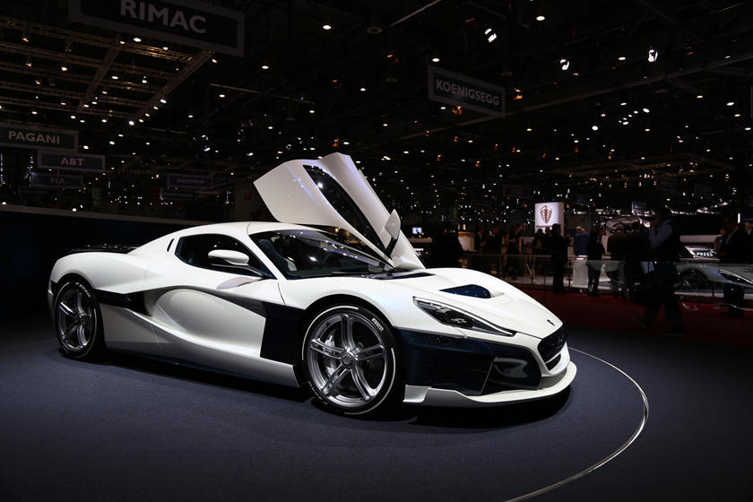 Best Supercars And Hypercars From 2019 Geneva Motor Show | CarBuzz