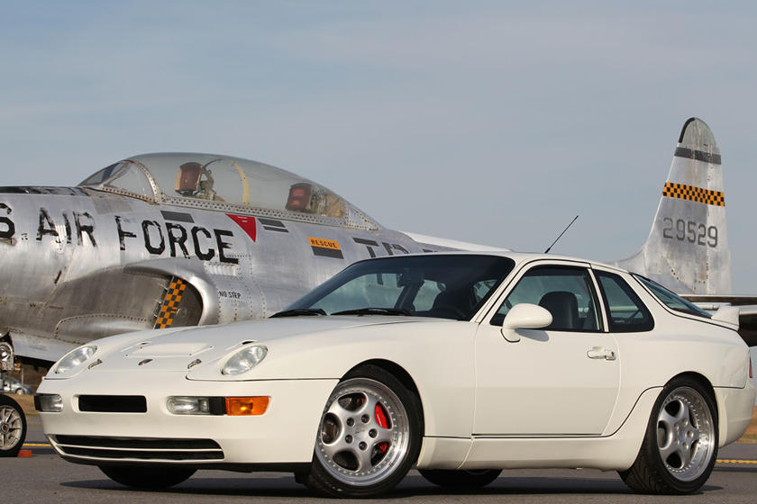 Rare Porsche 968 Turbo S One Of Only 14 In The World Carbuzz