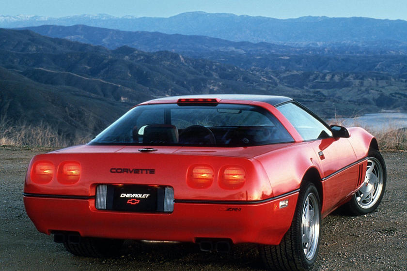 The C4 Zr 1 Is The Coolest Corvette That No One Cares About Carbuzz