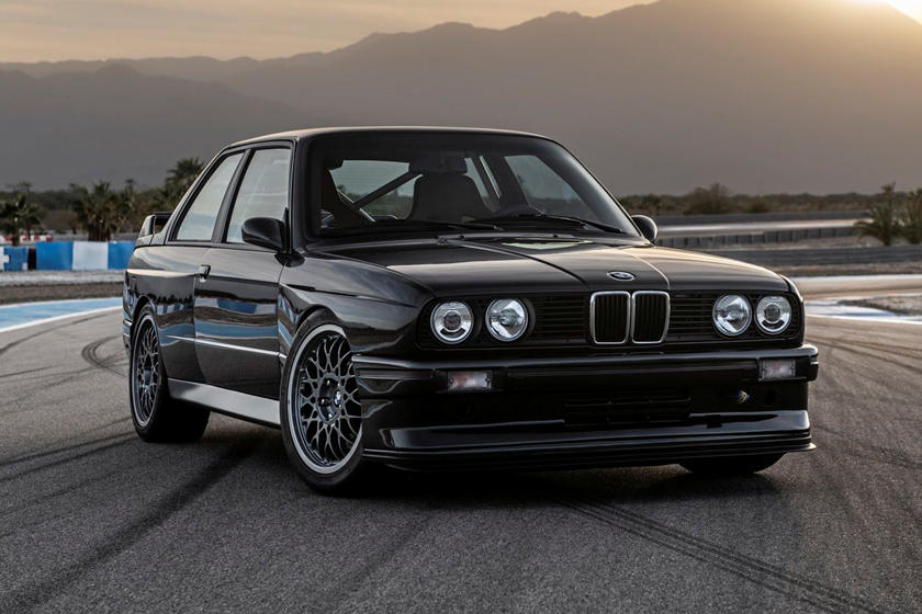 Bmw M3 E30 >> This Is The Most Beautiful Bmw M3 E30 Restomod We Ve Ever Seen Carbuzz