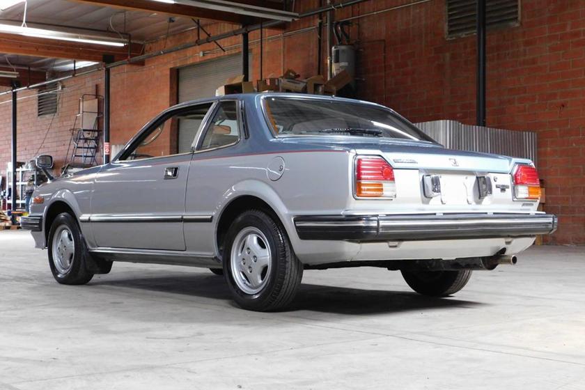 Weekly Craigslist Hidden Treasure: 1982 Honda Prelude XXR