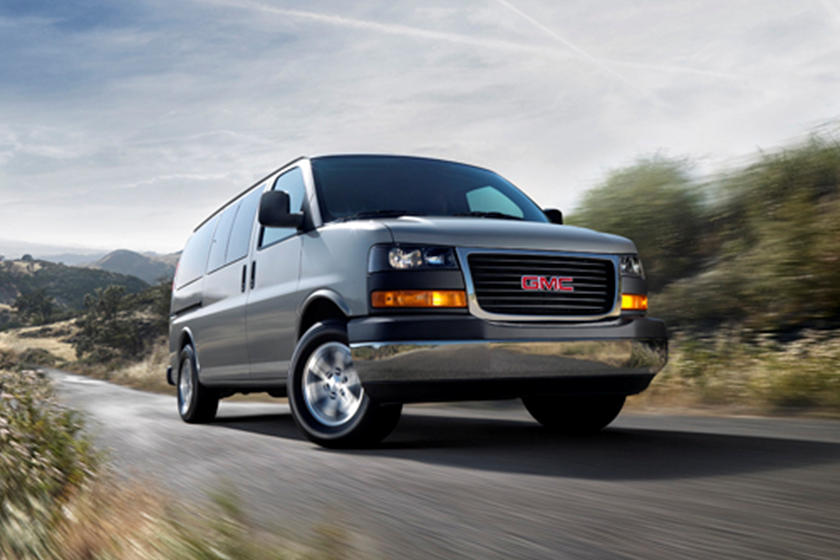 2020 GMC Savana Passenger Van Review, Trims, Specs and ...