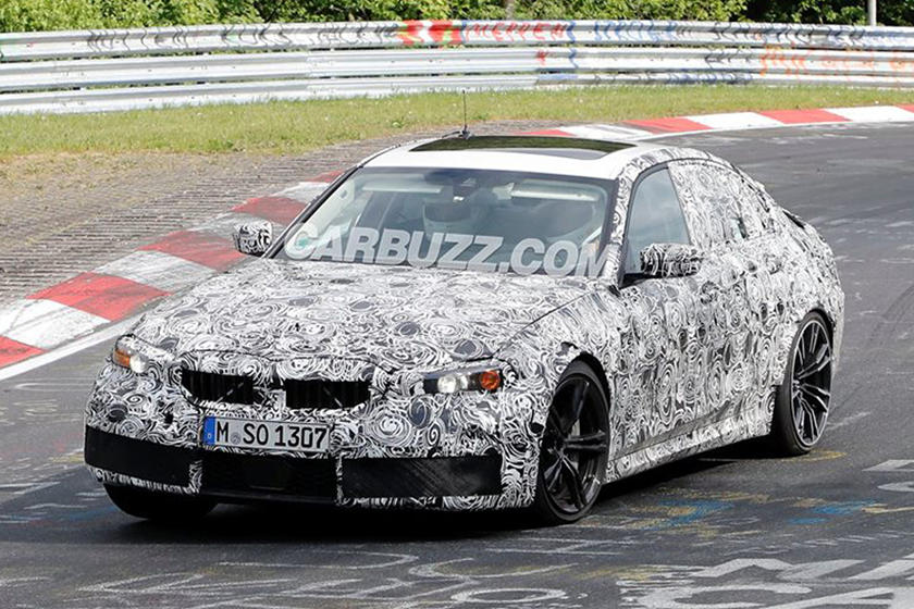 BMW M's All-New 500-HP Straight-Six Aims To Smack Mercedes