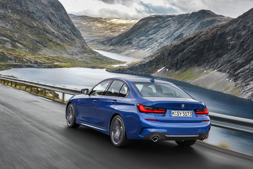 Dealers Selling New 2018, 2019 & 2020 BMW 3 Series Models