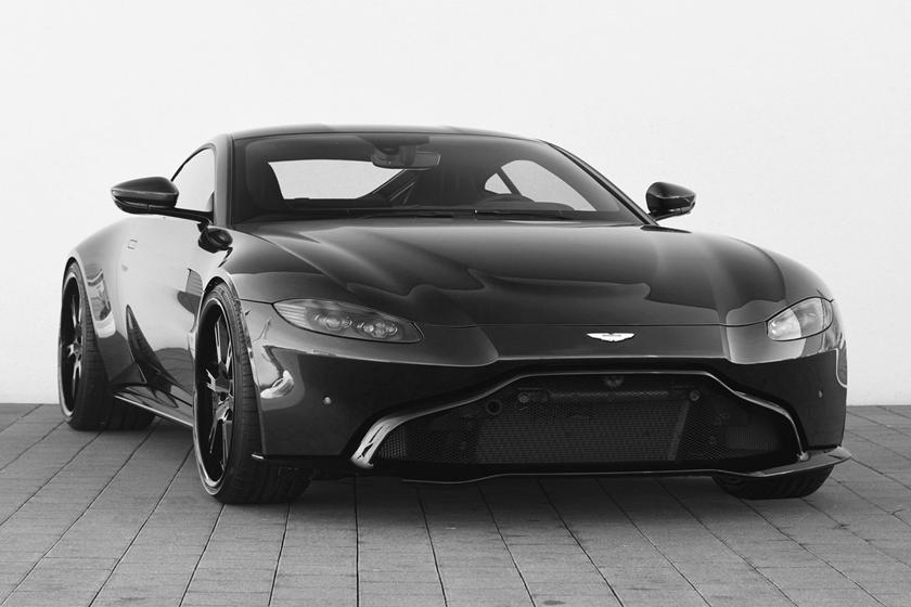 Modified Aston Martin Vantage Comes With 700 Hp Carbuzz