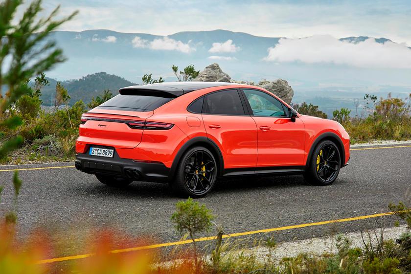 Presenting The 2020 Porsche Cayenne Coupe   CarBuzz