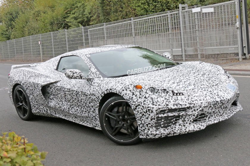 More C8 Corvette Secrets Revealed From Leaked Order Guide Carbuzz