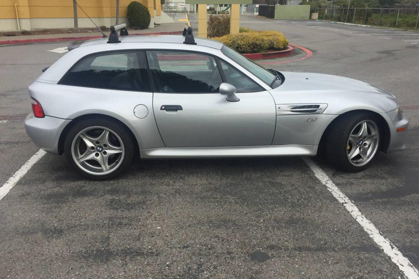 Cars For Sale Under 2000 On Craigslist >> Weekly Craigslist Hidden Treasure 2000 Bmw Z3 M Coupe Carbuzz