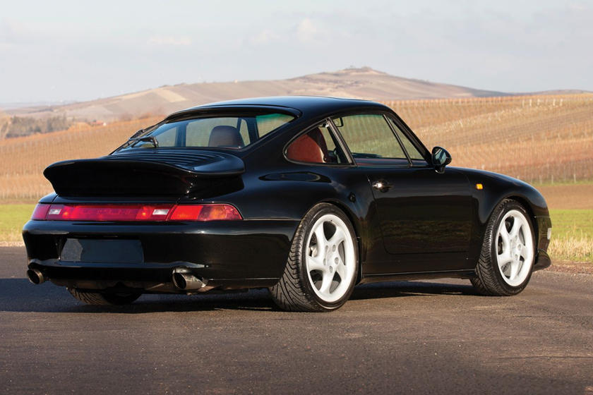 Where Is Porsche Made >> This Is One Of The Rarest Porsche 911 Turbos Ever Made Carbuzz