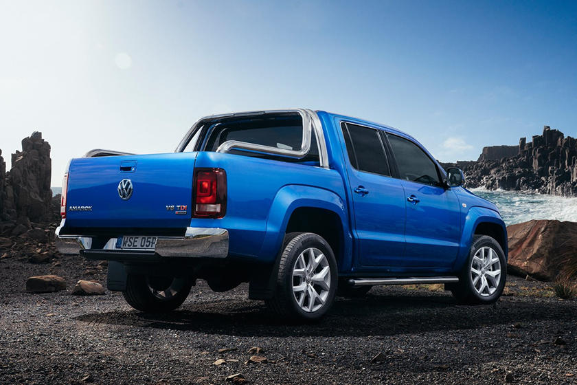 Vw Amarok Usa >> Volkswagen Amarok Coming To America Thanks To Ford Carbuzz