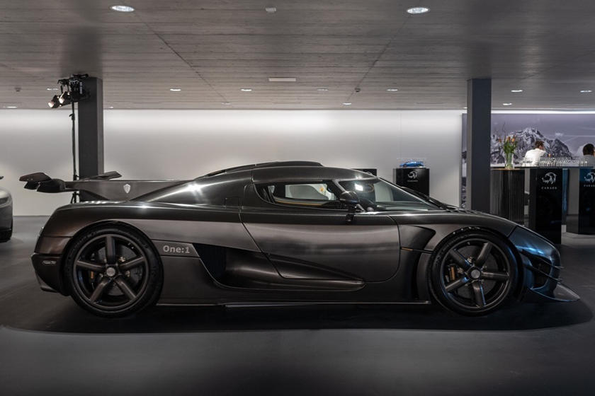 Koenigsegg One 1 >> Koenigsegg One 1 Rebuilt After Nurburgring Crash Carbuzz