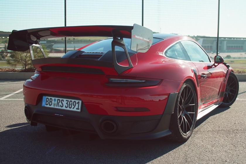 This Porsche 911 Gt2 Rs Mr Made Chris Harris Recalibrate His Brain Carbuzz