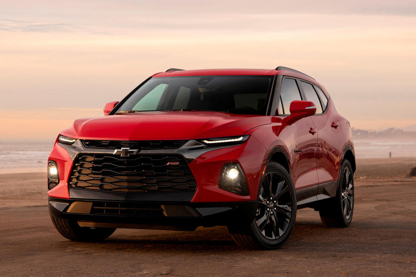 Chevrolet Blazer Ss To Debut At New York With 400 Hp Carbuzz